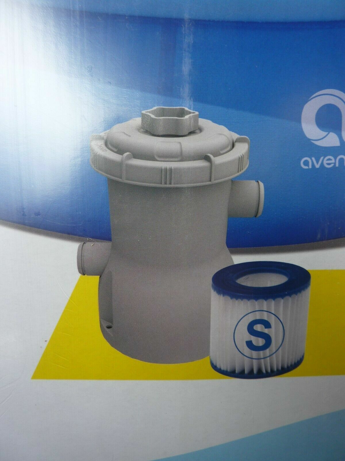 New! Avenli 3M Swimming Pool + FILTER 10ft X 30 Above Ground Swimming Pool