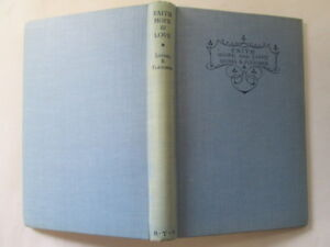 Acceptable-Faith-The-Golden-Link-Lionel-B-Fletcher-1934-01-01-Faded-spine
