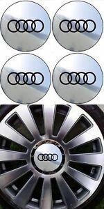 4-adhesifs-chrome-AUDI-de-40-a-100-MM-pour-centre-de-jantes-stickers