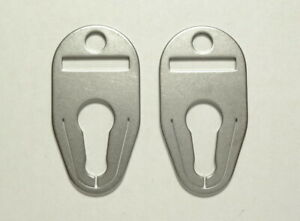 Pentacon-Six-Gurtclips-034-baierfoto-034-strap-connectors-1-Paar-1-Pair