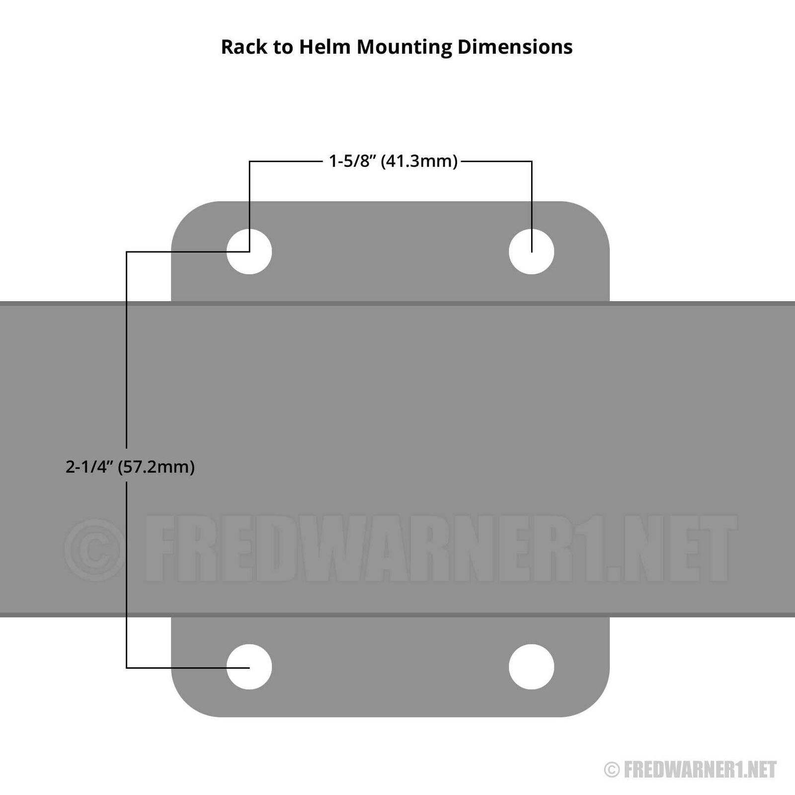 SeaStar SS-151 NFB Pro Rack Single Steering System SS15114 14/' System MD