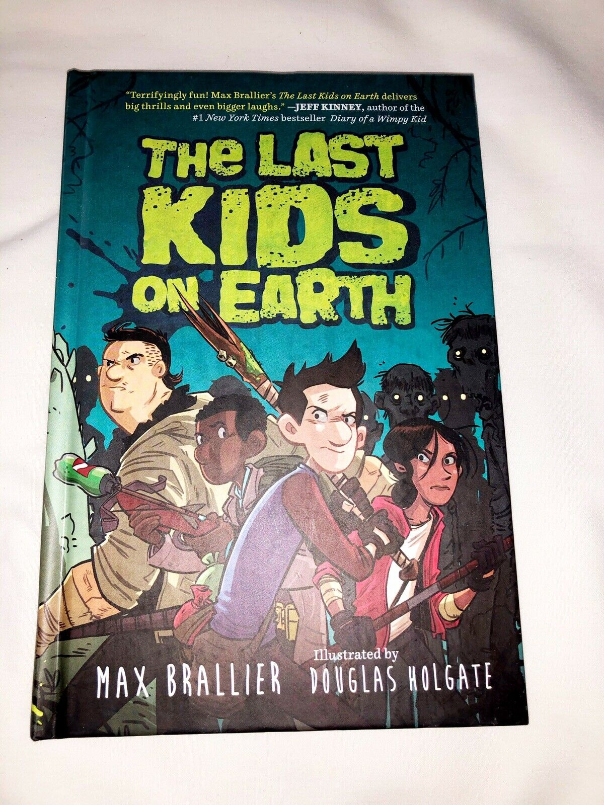The Last Kids On Earth Ser The Last Kids On Earth By Max Brallier 2015 Hardcover For Sale Online Ebay