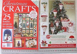 CHRISTMAS-CRAFTS-Over-25-Festive-Projects-with-Patterns-No-1-100-Pages-Chr4