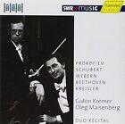 Duo Recital (CD, Apr-2009, Haenssler)
