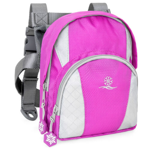Backpack BCP Kids Adjustable Ski Training Harness w// Leashes