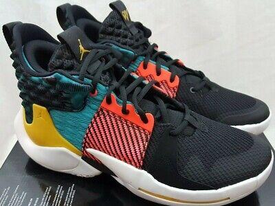Air Jordan Why Not Zero.2 BHM Black