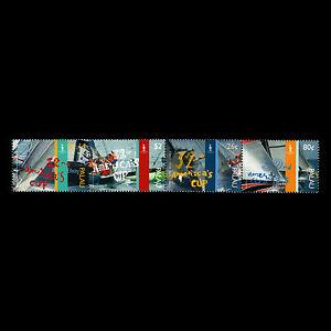 Palau-2007-Sailing-034-America-039-s-Cup-034-Boats-Ships-Sc-929-MNH