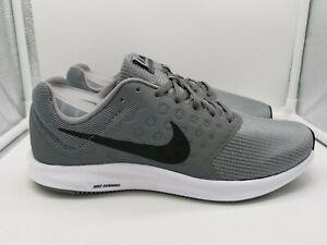 a34786cb35b3 Nike Downshifter 7 UK 7 Stealth Grey Black Cool Grey White 852459 ...