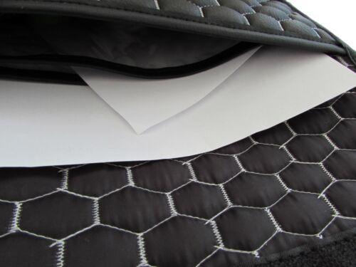Portafoglio DI DOCUMENTI PER AUTO PER AUTO ORGANIZZATORE documenti auto DOC CASE eco pelle a nido d/'ape