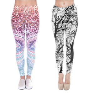 High-Waist-Women-Yoga-Gym-Pants-Fitness-Sport-Exercise-Running-Leggings-Trouser