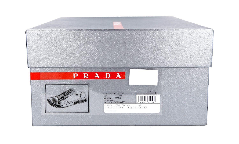 SCARPE PRADA LUSSO 4E3058 NERO NUOVE 10 44 44,5 | | | attività di esportazione in linea  528b91