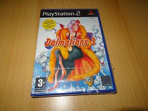 DALMATIONS-3-PS2-GAME-NEW-amp-SEALED-pal-version
