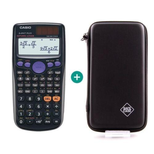 Schutztasche Casio FX 85 GT Plus Schwarz