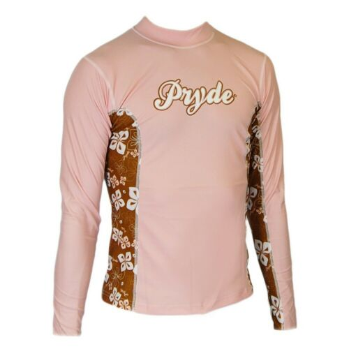 Ladies Neil Pryde Sub Long Sleeve Rash Vest Guard