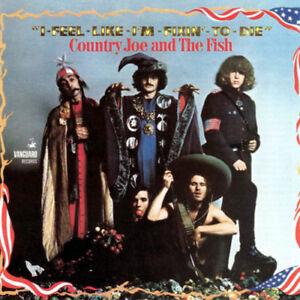 Country-Joe-amp-the-Fi-I-Feel-Like-I-039-m-Fixin-To-Die-New-Vinyl-180-Gram