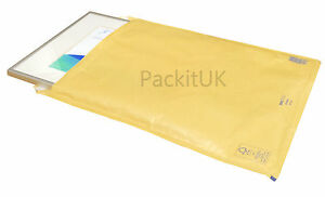 Image Is Loading Gold Or White A3 C3 Padded Bubble Envelopes