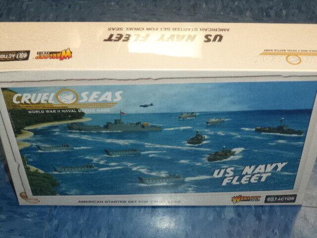 US Marine flotta Starter Set 1/300 scala modelli MARINA SECONDA GUERRA MONDIALE