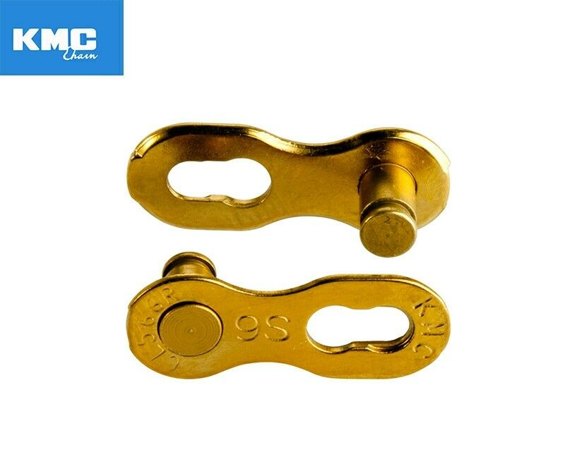 AWESOME! KMC Missing Link II REUSABLE Master Link Fits  7 /& 8 speed chains