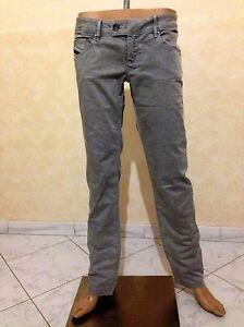 Pantalone-DIESEL-TG-30-DONNA-100-originale-P-360