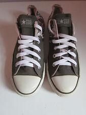 VTG Unisex Chuck Taylor CONVERSE Pink/Beige Floral Canvas Trainer/Shoe Size 6