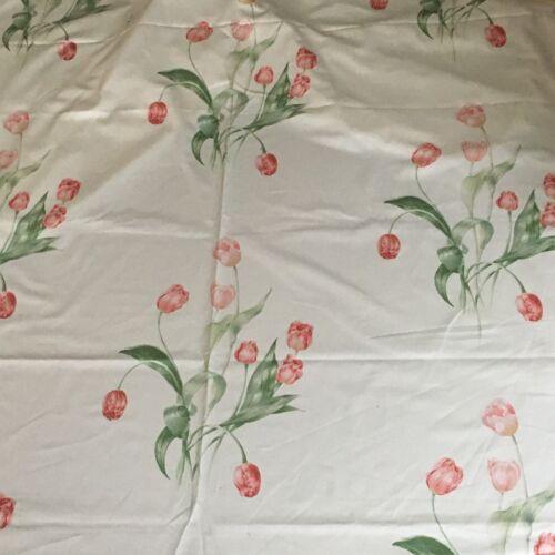 """Sanderson rideau en tissu recouvert de matière /""""PROMESSE/"""" 3.45 m coton pièce 54/"""""""
