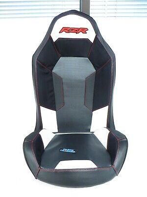 Genuine Polaris Seat Bottom RZR 900 Black And White Red XP 4 2689135