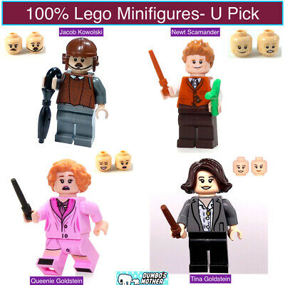 LEGO HARRY POTTER FANTASTIC BEASTS MINIFIGURE QUEENIE 75952