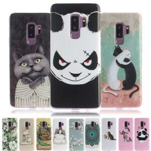 For-Huawei-Honor-7A-P20-Lite-Motorola-LG-Pattern-Slim-Soft-TPU-Phone-Case-Cover