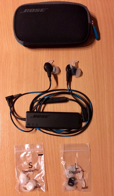in-ear hovedtelefoner, Bose, QuietComfort 20i Noise…