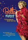 Bette Midler Showgirl Must Go on 0014381733822 DVD Region 1 P H
