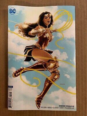 Wonder Woman #68 2019 DC Comics Choice of Main or Kaare Andrews Variant Cover NM