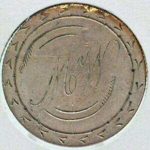 Seated-Liberty-Quarter-LOVE-TOKEN-M-W-Lot-LIT144