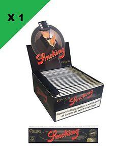 Smoking-Slim-De-luxe-box-de-50-carnets-de-feuilles-a-rouler-longue
