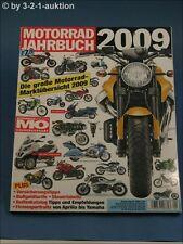 Mo Sonderheft Jahrbuch Motorrad Katalog 2009