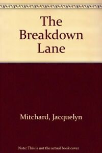 Very-Good-The-Breakdown-Lane-Mitchard-Jacquelyn-Book