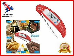 Digital-Instant-Meat-Thermometer-Read-Food-Candy-Tempreture-Probe-Kitchen-BBQ