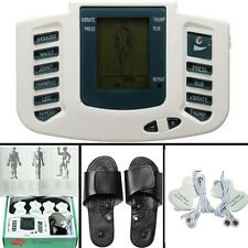 Digital Stimulator Massage Body Relax Pulse Acupuncture Home Care Massager USA