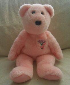 TY Beanie Buddies Collection - 13 Inch - Pink MUM Sparkle Bear - (1 ... 3ad8cda0f24