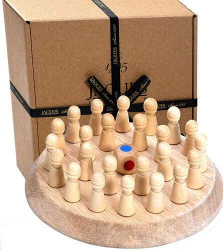 Wooden Memory Game-Toys and a Great Memory Games for Children of all ages