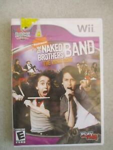 The Naked Brothers Band (for Nintendo DS) [BRAND NEW