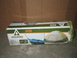 Ascend Axis 2 Two-Person Backpacking Tent