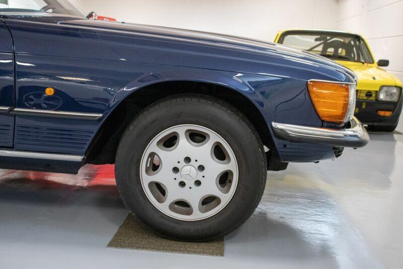 Mercedes 450 SL aut. - 11