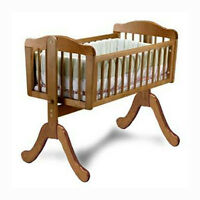 Baby Swing Cradle Woodworking Plans - Cutting list, drawings and instructions