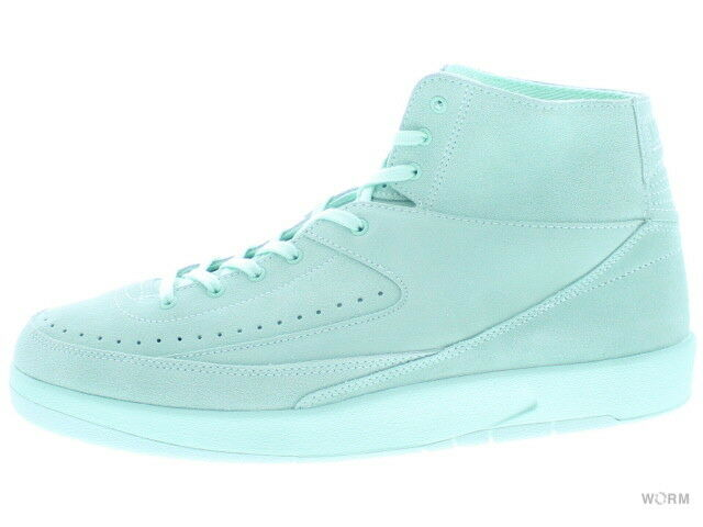 Air jordan 2 retro / decon 897521-303 mint schaum / retro mint - 2 größe 10. a55b09