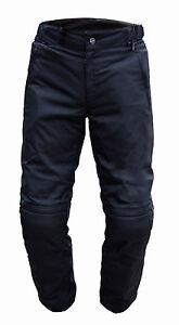 DAINESE-Galvestone-Lady-Gore-Tex-Motorrad-Hose-schwarz-Damen-38-D-44-I