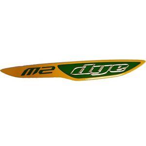 Dye M2 Corps Logo Set-jaune-vert-PAINTBALL-afficher le titre d`origine goN9lA9M-07153247-301587374
