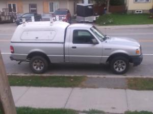 2011 Ford Ranger None