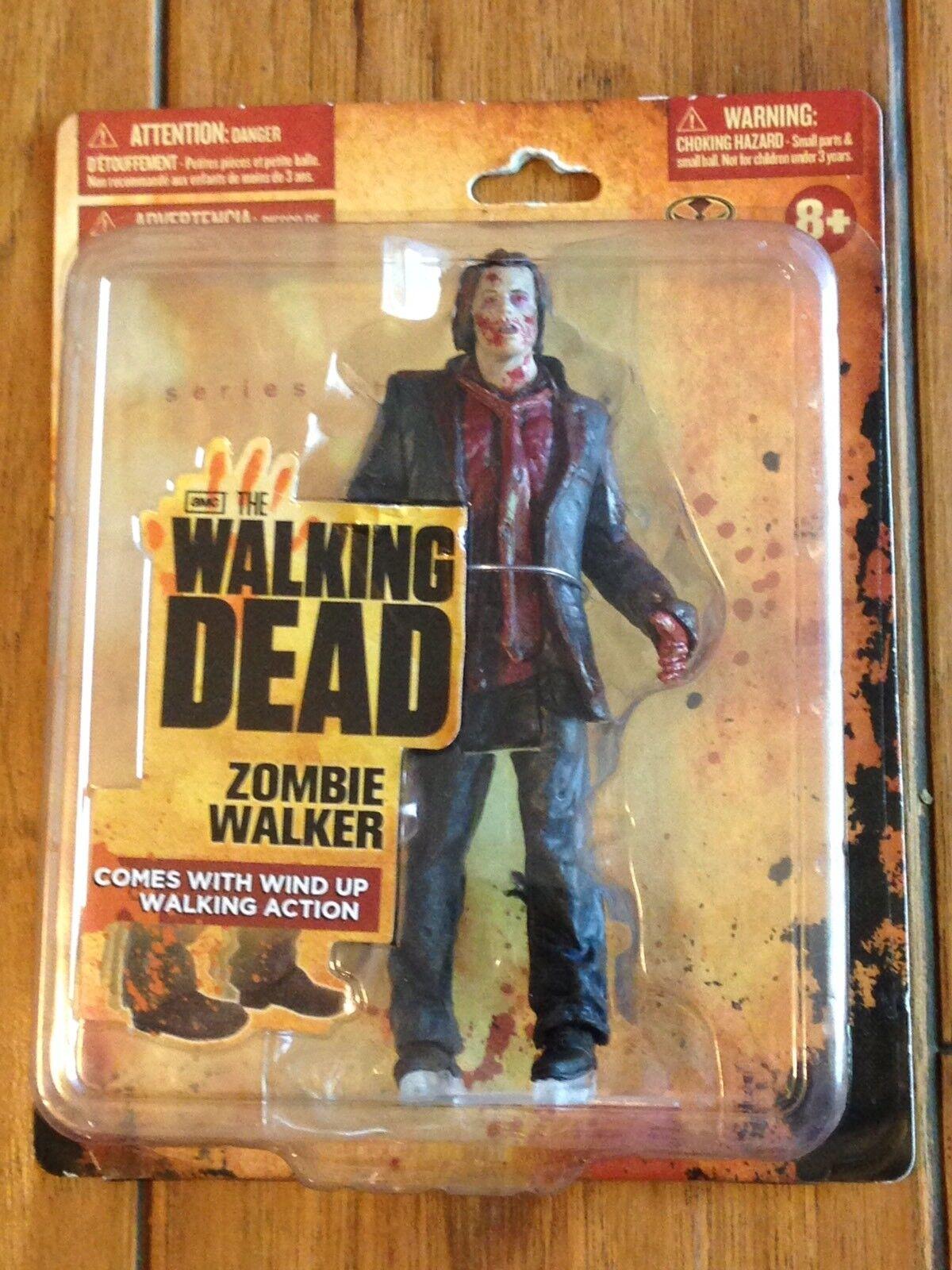 The Walre Dead Series 1 Zombie Walker McFarlane