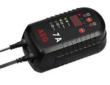 AEG Werkstatt Batterieladegerät 6V & 12V LD 7.0 97018