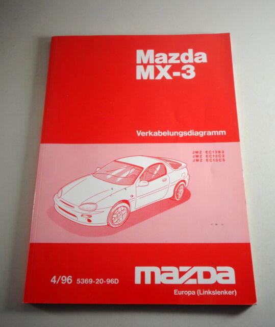 Workshop Manual Mazda Mx